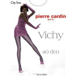 Колготки Pierre Cardin Vichy, цвет: Daino (загар). Размер 4 (46/48)
