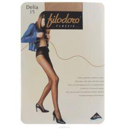 Колготки женские Filodoro Classic Delia 15, цвет: Playa (телесный). C109143FC. Размер 4 (L)