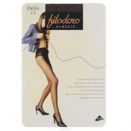 Колготки женские Filodoro Classic Delia 15, цвет: Cappuccio (капучино). C109143FC. Размер 4 (L)