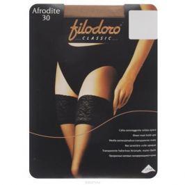 Чулки Filodoro Classic Afrodite 30, цвет: Playa (телесный). C109139FC. Размер 3 (M)