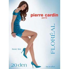 Колготки Pierre Cardin Floreal, цвет: Nero (черный). Размер 4 (46/48)