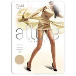 Колготки Allure Tulle 20, цвет: Glase (загар). Размер 3/4
