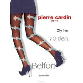 Колготки Pierre Cardin Cr Belfort 70, цвет: Nero (черный). Размер 4 (46/48)