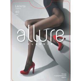 Колготки Allure Lacerta 40, цвет: Caramello (карамель). Размер 5 Женская одежда