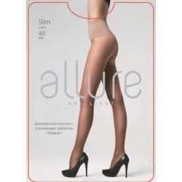 Колготки Allure Slim 40, цвет: Nero (черный). Размер 4