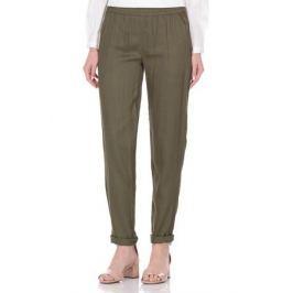Брюки женские Baon, цвет: зеленый. B298047_Dry Moss. Размер S (44)