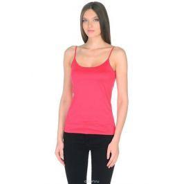 Топ женский Baon, цвет: розовый. B268202_Bright Carmine. Размер XL (50)