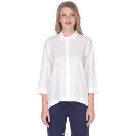 Блузка женская Baon, цвет: белый. B178035_White. Размер XXL (52)