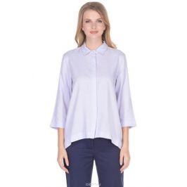 Блузка женская Baon, цвет: голубой. B178035_Xenon. Размер XXL (52)