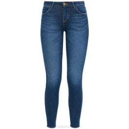 Джинсы женские Wrangler Skinny, цвет: синий. W28KFS15J. Размер 31-30 (46/48-30)