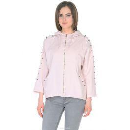 Ветровка женская Baon, цвет: розовый. B108026_Pearl. Размер XL (50)