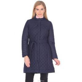 Куртка женская Baon, цвет: синий. B038036_Dark Navy. Размер XL (50)