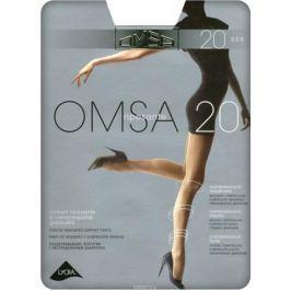 Колготки женские Omsa 20, цвет: Nero (черный). SNL-392306. Размер 5