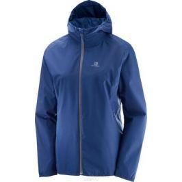 Куртка женская Salomon Essential JKT W, цвет: синий. L40072600. Размер XL (52/54)