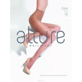 Колготки Allure Dalia 20, цвет: Glase (бронза). Размер 4