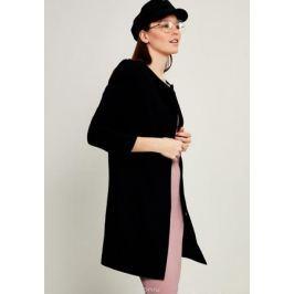 Пальто женское Zarina, цвет: черный. 8123400115050. Размер 52