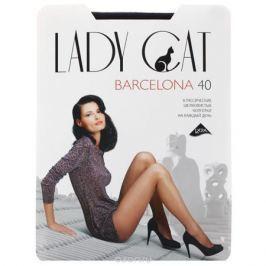 Колготки классические Грация Lady Cat Barcelona 40. Nero (черные). Размер 6
