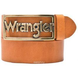 Ремень женский Wrangler, цвет: коричневый. W0B57U181. Размер 90