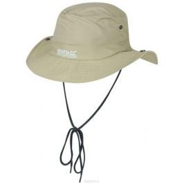 Панама Regatta Hiking Hat WR, цвет: коричневый. RUC021-862. Размер универсальный