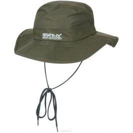 Панама Regatta Hiking Hat WR, цвет: зеленый. RUC021-68C. Размер универсальный