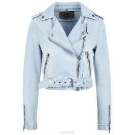 Куртка женская Only, цвет: синий. 15148404_Light Blue Denim. Размер 38 (44)