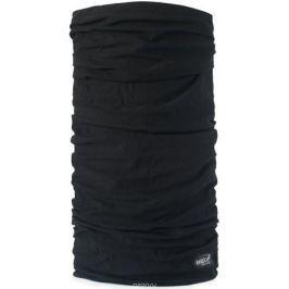 Бандана Wind X-Treme MerinoWool, цвет: черный. 5012. Размер универсальный