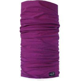 Бандана Wind X-Treme MerinoWool, цвет: фиолетовый. 5518. Размер универсальный