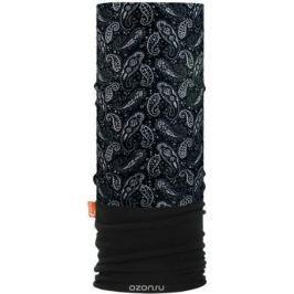 Бандана Wind X-Treme PolarWind, цвет: черный, белый. 2197. Размер универсальный