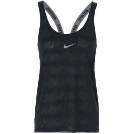 Майка женская Nike Dry Training Tank, цвет: черный. 898249-010. Размер L (48/50)
