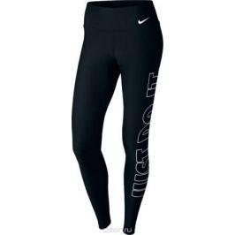 Тайтсы женские Nike Power Training Tights, цвет: черный. 897878-010. Размер XL (50/52)