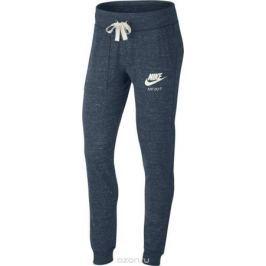 Брюки спортивные женские Nike Sportswear Vintage Pants, цвет: синий. 883731-471. Размер L (48/50)