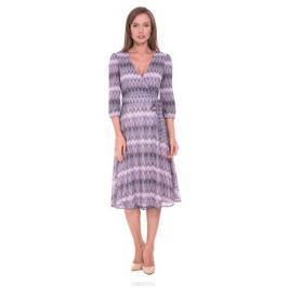 Платье Lusio, цвет: сиреневый. SS18-020223. Размер XS (40/42)