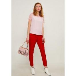 Блузка женская Zarina, цвет: светло-розовый. 8224073303097. Размер 52