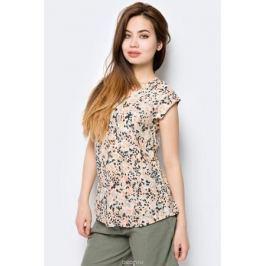 Блузка женская Sela, цвет: бежевый. Tws-112/145-8243P. Размер 50