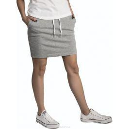 Юбка Converse Core Skirt, цвет: серый. 10005671035. Размер XS (42)