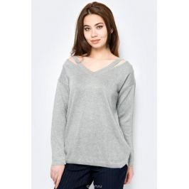 Джемпер женский adL, цвет: серый. 13931953001_200. Размер S (42/44)