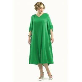 Платье Averi, цвет: зеленый. 1429. Размер 64 (68)