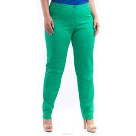 Брюки женские Averi, цвет: зеленый. 1427. Размер 64 (68)