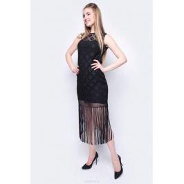 Платье adL, цвет: черный. 12433854000_001. Размер XS (40/42)