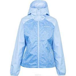 Ветровка женская Columbia Ulica Jacket, цвет: голубой. 1718001-570. Размер XS (42)