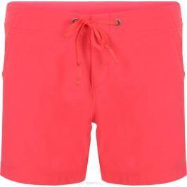 Шорты женские Columbia Anytime Outdoor Short, цвет: красный. 1579151-653. Размер 8 (48)