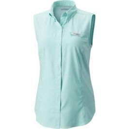 Рубашка женская Columbia Tamiami W SS, цвет: мятный. 1547181-957. Размер XS (42)