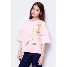 Блузка женская United Colors of Benetton, цвет: розовый. 3J70E10D3_1H0. Размер L (46/48)