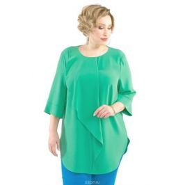 Блузка женская Averi, цвет: зеленый. 1430. Размер 64 (68)
