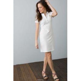 Платье женское U.S. Polo Assn., цвет: белый. G082SZ0750MTS02IY08-075_VR013. Размер XL (50)