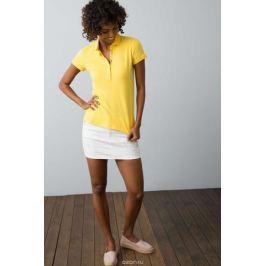 Поло женское U.S. Polo Assn., цвет: желтый. G082SZ0110RP01IY08-011. Размер L (48)