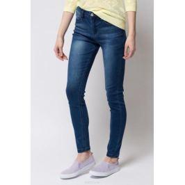 Джинсы женские Sela, цвет: темно-синий джинс. PJ-135/639-8102. Размер 33-32 (50-32)