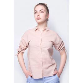 Блузка женская Sela, цвет: телесный. Bs-112/530-8223. Размер 50