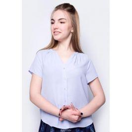 Блузка женская Sela, цвет: темно-лавандовый. Bs-112/252-8263. Размер 50