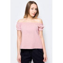 Блузка женская Vero Moda, цвет: розовый. 10193736. Размер M (44)